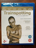 Trainspotting Blu-Ray 1996 Cult Britannico Film Classico W/ Ewan Mcgregor Bnib