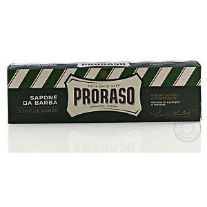 Proraso Neu Rasiercreme Tube - Eukalyptus & Menthol - 150ml
