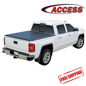 Access Vanish Soft Roll Up Bed Cover For 2020 Silverado HD 6.8' Bed W/O MultiPro