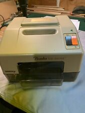 Rare Shredex VINTAGE Piranha Top Secret Paper Shredder West Germany. Works!!!