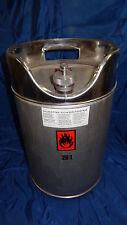 Salzkotten Sicherheitsgefäß 25 Litre Inox