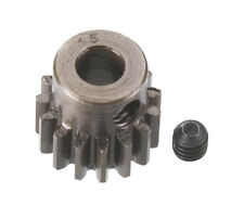 Robinson Racing Pinion Gear Xtra Hard 5mm .8 Mod 32P 15T  RRP8715