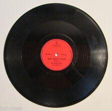 EL GRAN TRIO / TRANSPLANTE DE CORAZON / HOY ESTOY TRISTE / 78 RPM RECORD