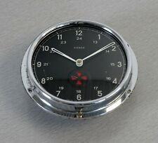 Kienzle 8 Tage Borduhr Einbau Uhr Einsteckuhr Instrumentenuhr Handschuhfachuhr