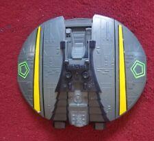Vintage Battlestar Galactica》Cylon Raider Starship》1978 Mattel Toys》Ships Free!