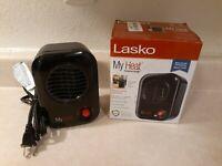 Lasko 100 200 Watt My Heat Personal Heater (OPEN BOX NEW)