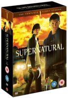 Nuevo Supernatural Temporada 1 DVD