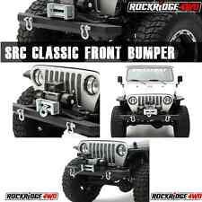 SRC Classic Rock Crawler Front Bumper 4x4 87-06 Jeep YJ TJ Wrangler,Rubicon & LJ