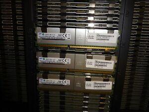 1X 32GB Samsung M386B4G70DM0-CMA4 4Rx4 PC3L-14900L ECC REG Cisco