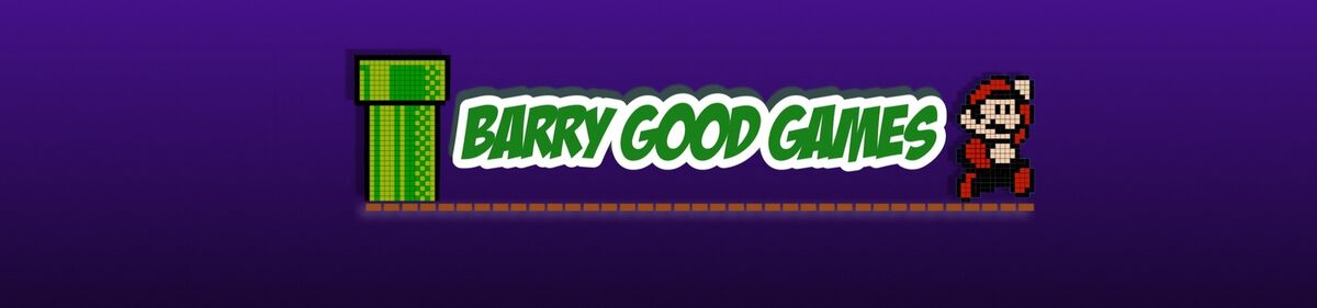Barry Good Games