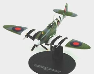 ATLAS 1/72 WWII FIGHTERS RAF S/MARINE SPITFIRE MK.IXB MK9 CLOSTERMANN D-DAY 1944