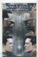 Star Trek The Next Generation #4 NM Through The Mirror Cover A  IDW Comics CBX13