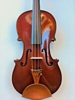 A Fine French Violin by Gaston Gauthron , Circa 1920's- VIDEO SAMPLE