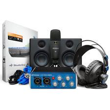 Presonus Audiobox 96 Ultimate Bundle Recording-Set For Vocals