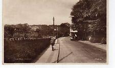 POLE BANK, WOODLEY: Cheshire postcard (C7146).