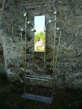 Porte manteau alu/vintage/vestiaire/design(R)