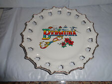 Bermuda Islands - Vacation - Souvenir - Collectible Plate