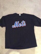 MLB Retired Team Player Roberto Alomar  #12 NY Mets T-Shirt XXL
