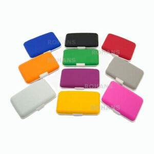 Silicone credit card holder wallet purse case business card protect rubber YK201