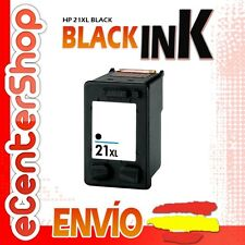 Cartucho Tinta Negra / Negro HP 21XL Reman HP Deskjet F2100 Series