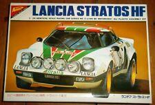 * * * very rare-Lancia Stratos HF 1:24 Nichimo-incluyendo e-motor * * *