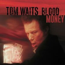 Blood Money - Tom Waits (2002, CD NEUF)