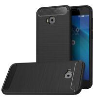 Custodia cover Armor Carbon Design pr Asus Zenfone 4 Selfie Pro ZD552KL case TPU
