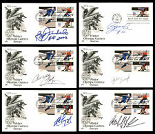 Lot of 12 Autographed Signed Nhl Hockey Players First Day Covers 175956
