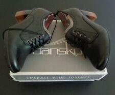 DANSKO Women's Pennie Waterproof Burnished Shoes Size 36 US 5-6 NEW Black