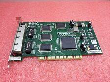 D-Link 4-Port Server Fast Ethernet Card DFE-580TX Adapter