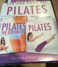 PIlates - DVD And Book Gift Set (DVD, 2013) NEW SEALED