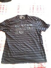 G Star Raw T Shirt Size L