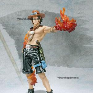 ONE PIECE - Figuarts ZERO Portgas D. Ace Metallic Color Ver Static Figure Bandai