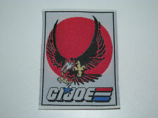 VINTAGE GI JOE 1988 GI JOE MAIL OFFER SKY PATROL PATCH - HASBRO BELGIUM