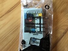 McDonald's happy meal toy 2018 Justice League #6 Contact Cards Case