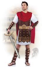 Gladiator Kostüm braun Herren Römer Antike Legionär Kämpfer Karneval Fasching