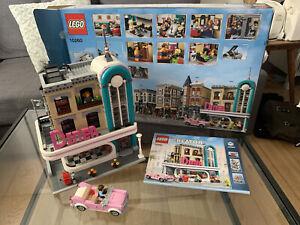 Lego American Diner 10260 - 100% Complete