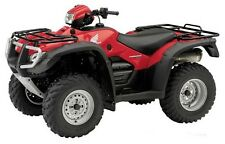 Honda TRX 500 FA ATV / QUAD Workshop Service and Repair Manual CD PDF