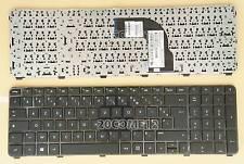 for HP Pavilion DV7-7000 M7-1000 dv7t-7000 Keyboard French Françai Clavier Frame