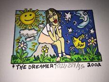 "James RIZZI: original 3D ""THE DREAMER"", handsigniert, Mini 2002 VERGRIFFEN"