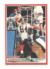 1996 Jogo CFL #154 Robert Gordon UNO/Nebraska-Omaha/Ottawa