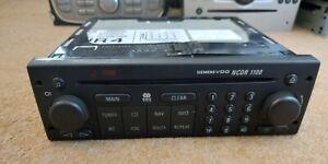 Vauxhall Vectra B NCDR 1100  Navigation CD Radio Head Unit with Warranty