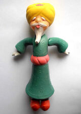 1950s Ussr Russian Soviet Fairy Tale Celluloid Toy Doll Djinn Old Hottabych Rare