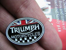 TRIUMPH MOTORCYCLE BIKER PIN BADGE MOTO MOTORE BICI CICLO Racing
