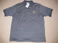 Men's St. Louis Rams Polo Shirt - Size L - NFL Officially Licensed - NWT