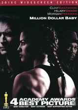Million Dollar Baby (Dvd, 2005, 2-Disc Set, Widescreen) - Acceptable