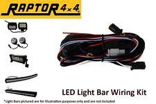 Raptor 4x4 Wiring Kit LED Light Bars Spot Lights Off Road Truck Accessories
