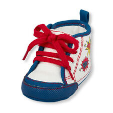 Children's Place Lil Pow Sneakers Baby Infant Boys 0-3 months NWT
