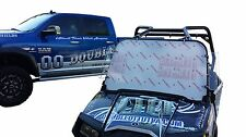 "RZR FULL WINDSHIELD RZR 800 570 900 All Models (08-14) 1/4"" Polycarbonate"