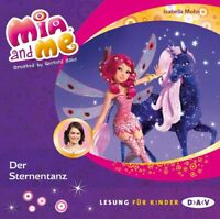 ISABELLA MOHN - MIA AND ME-TEIL 18: DER STERNENTANZ  CD NEW